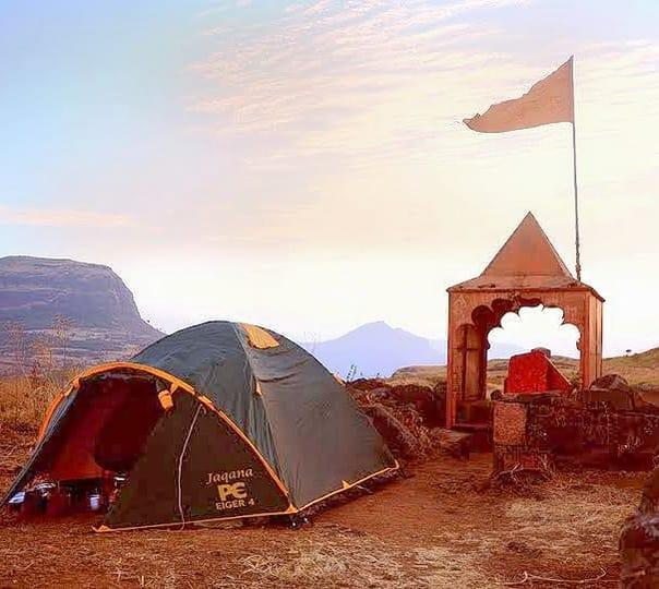 Monsoon One Day Harihar Fort Trek