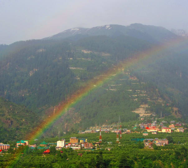Half Day Sightseeing Tour of Manali in a Private Vehicle