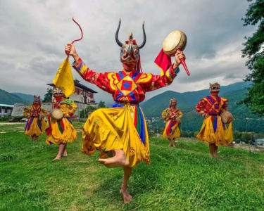 Bhutan Sightseeing Tour with Flights