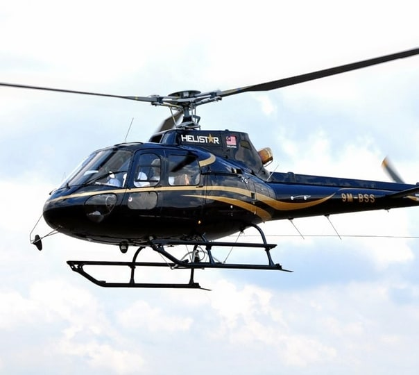 Helicopter Sightseeing Trip in Kuala Lumpur