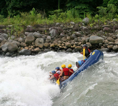 Rafting at Rishikesh
