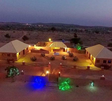 Dinner on Dunes, Jodhpur- Flat 20% off