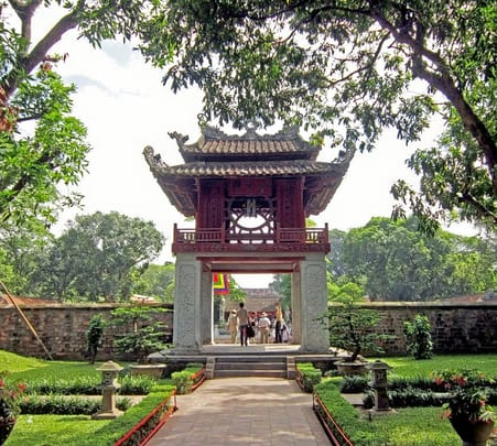 Full Day Tour in Hanoi