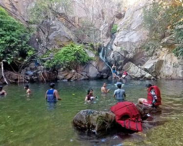 Nagalapuram Camping Experience With Waterfall Trek - 20% Off