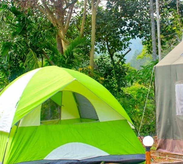 Chikmagalur Camping