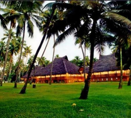 Stay at C G H the Marari Beach near Alleppey
