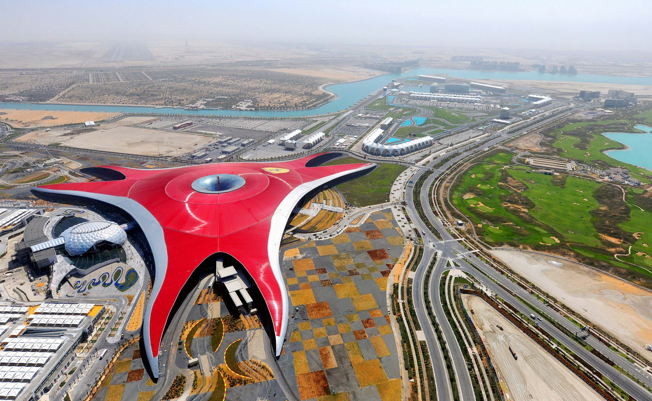 Abu Dhabi City Tour With Ferrari World | Thrillophilia