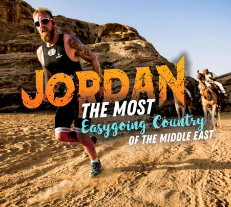 Jordan Sightseeing Tour with Desert Camping