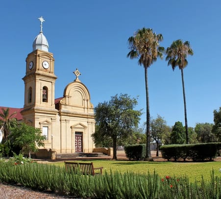 Explore New Norcia and Swan Valley near Perth