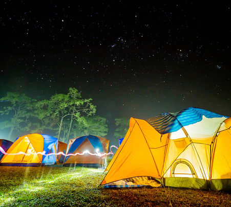 Camping in Sakleshpur, Chikmagalur - Flat 24% off