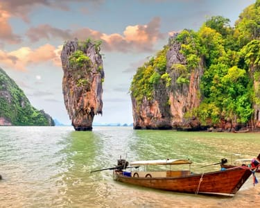 7 Days Thailand Holiday Package: Phuket Special 28% off