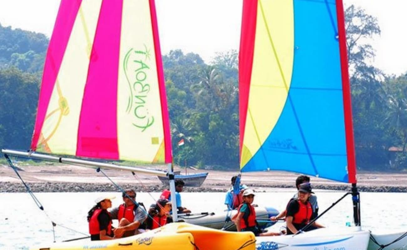Certification course aquasail yachting academy start sailing in goa 1betcityfo Choice Image
