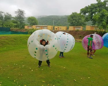 Body Zorbing in Jaipur Flat 25% Off