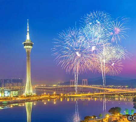 Macau Tower Skywalk, Flat 10% off