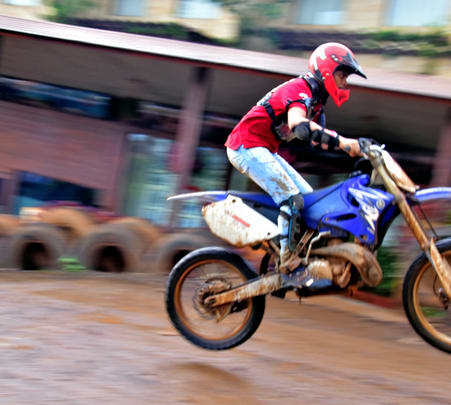 Adventure Park Ticket and Motocross Dirt Biking (Small) in Kunegaon, Lonavala
