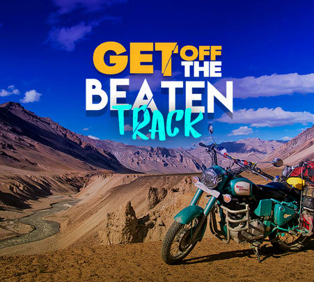 Manali to Leh Bike Trip from Delhi 2018