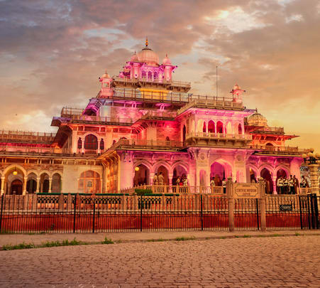 Full Day Jaipur Tour from New Delhi with Guide Flat 37% off