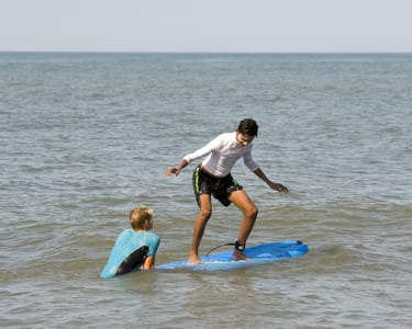 Surfing in Pondicherry Flat 11% Off