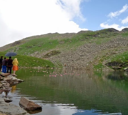 Bhrigu Lake Trekking For 4 Days and 3 Nights