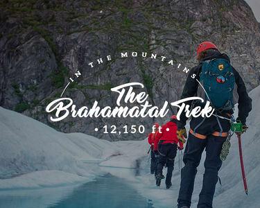 Brahmatal Trek 2019, Uttarakhand