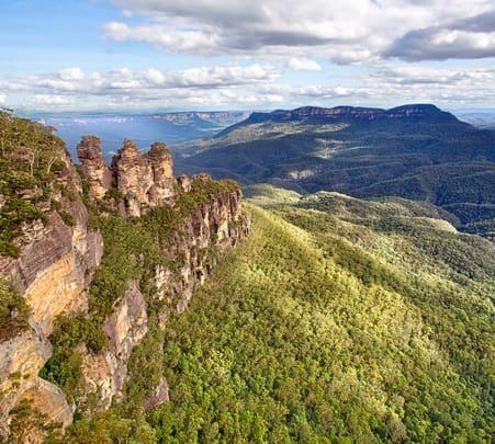 Blue Mountains Day Tour Package from Sydney