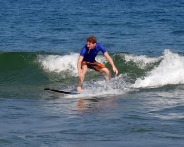 Surf through Thrilling Waves in Pondicherry