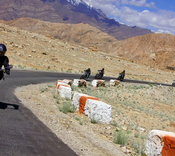 Bike Trip from Leh to Leh