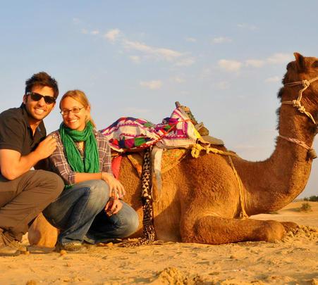 Camel Safari in Thar Desert, Jodhpur