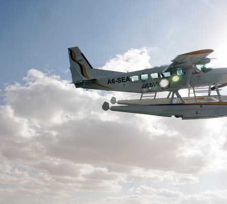Seaplane Tour from Dubai to Ras Al Khaimah