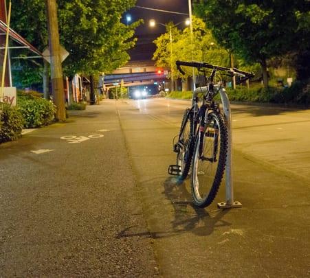 Night Biking Tour, Bangkok