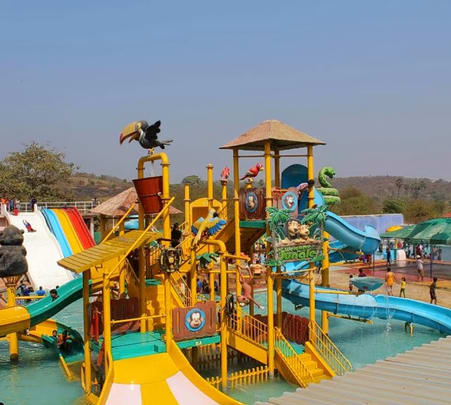 Day Out in Mumbai with Water Activities-flat 26% off