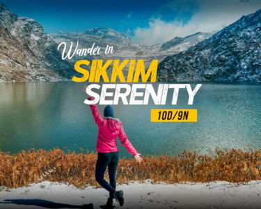 10 Days Captivating Sikkim Trip : Thrillophilia Exclusive