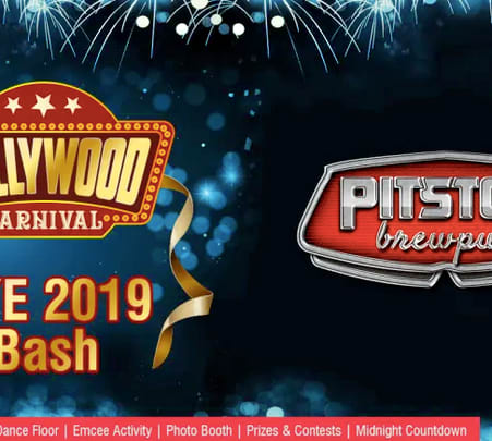 New Year's Eve 2019 Bollywood Carnival Dance Party