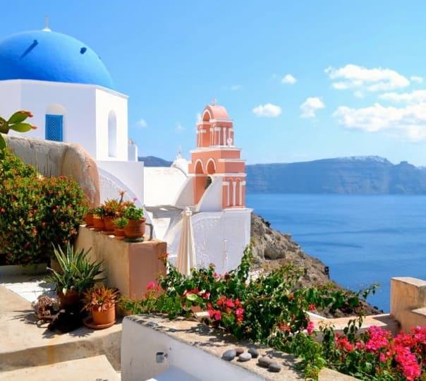 Mykonos, Santorini & Ios Tour