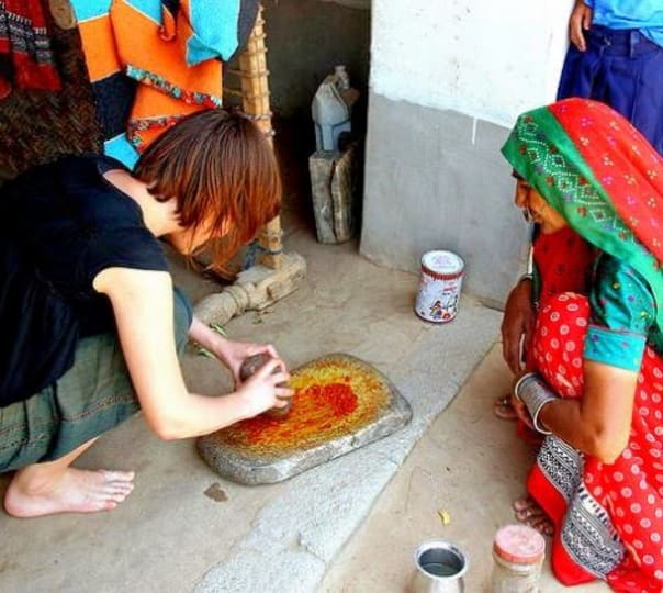 Rajasthan Cooking and Cuisine Experience