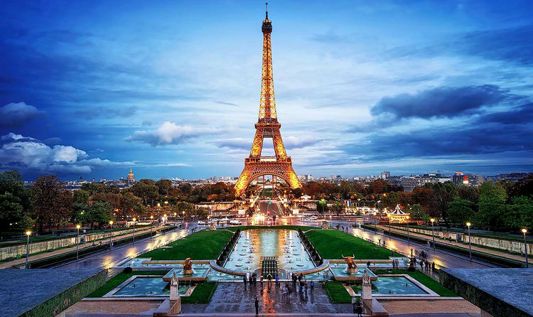 top sites to see in paris france