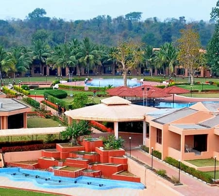 Resort Stay and Water Park Activities in Silvassa