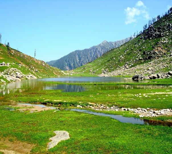 Kareri Lake Trek 2018, Himachal Pradesh