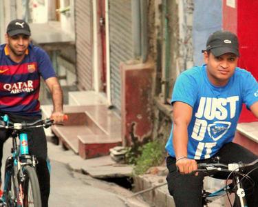 Morning Bicycle Tour in Udaipur, Rajasthan