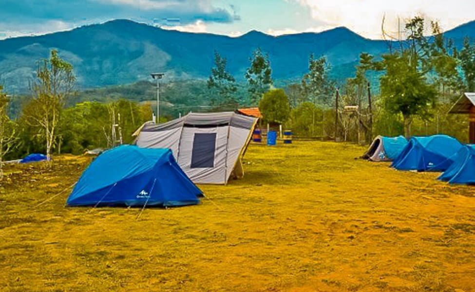 Camping In The Mid Of Nature, Kodaikanal