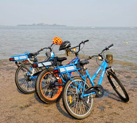 Beach Cycling in Alibaug Flat 15% off