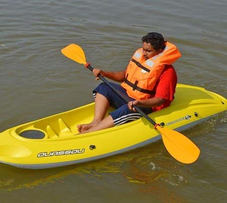 Adventure Activities and Boat Trip in Goa