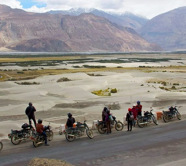 Motorcycle Tour to Spiti Valley