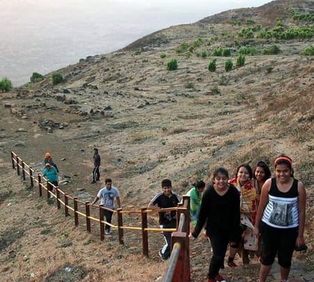 Trek to Kalsubai Peak near Mumbai