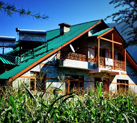 Cottage Stay in Apple Farms, Manali