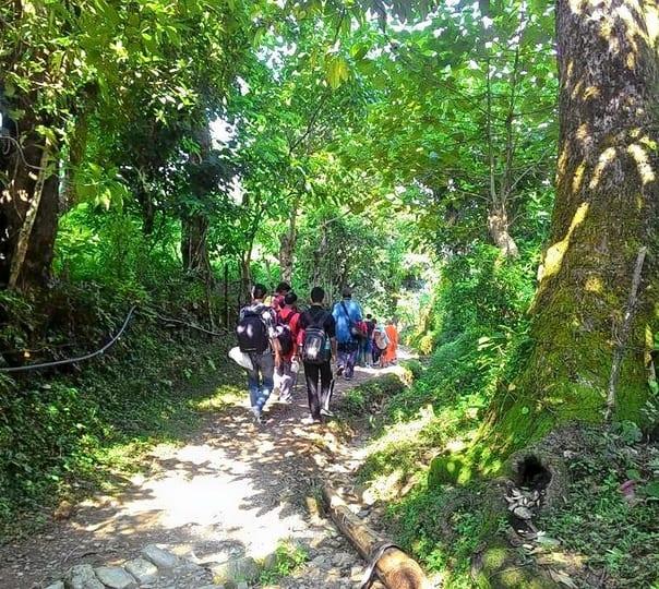 Day Trek to Kamala Falls