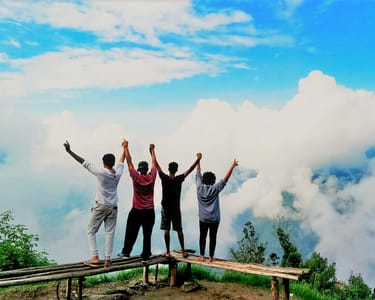 Camping at Top Station, Munnar in Monsoon Flat 40% off