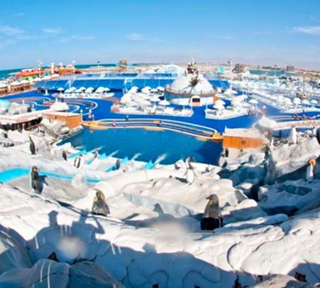 Iceland Water Park in Ras Al Khaimah