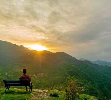 Delhi Mussoorie Trip with Nagtibba Trek