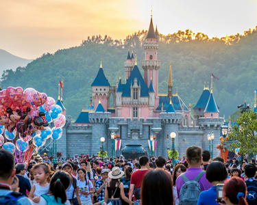 Hong Kong Disneyland Park Ticket @ Flat 20% off